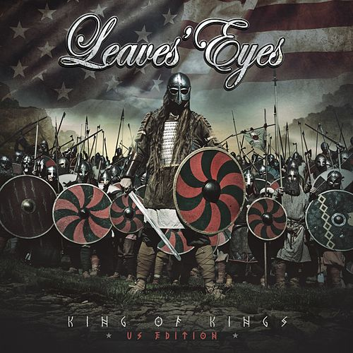 King of Kings (US Edition) by Leaves Eyes