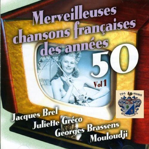 Merveilleuses Chansons Des Annees 50, Vol. 1 de Various Artists