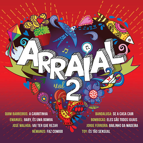Arraial Vol. 2 by Various Artists