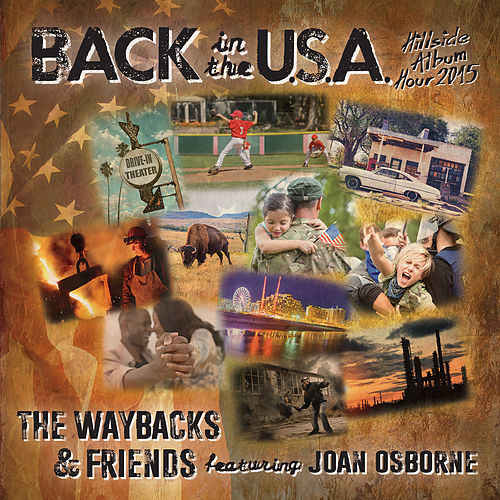 Back in the USA de The Waybacks