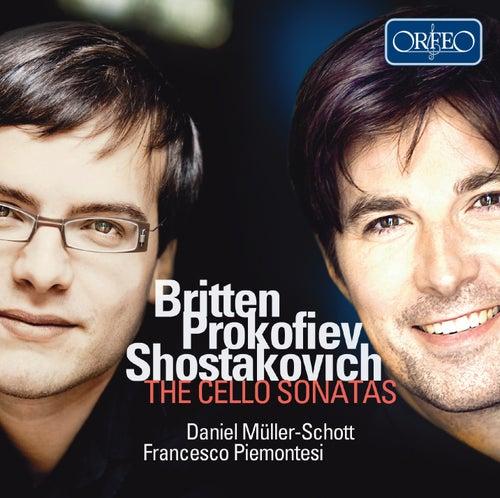 Britten, Prokofiev & Shostakovich: The Cello Sonatas by Daniel Müller-Schott