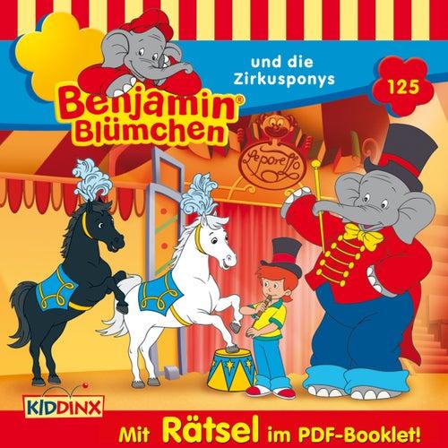 Folge 125: und die Zirkusponys von Benjamin Blümchen