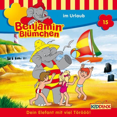 Folge 15: im Urlaub von Benjamin Blümchen