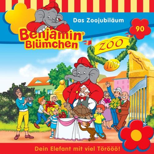 Folge 90: Das Zoojubiläum von Benjamin Blümchen