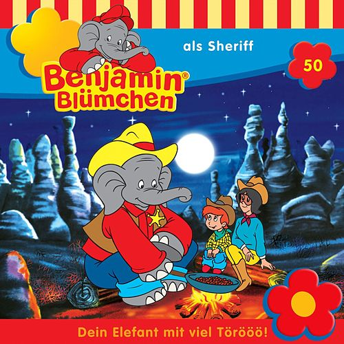 Folge 50: als Sheriff von Benjamin Blümchen