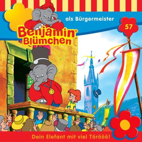 Folge 57: als Bürgermeister von Benjamin Blümchen