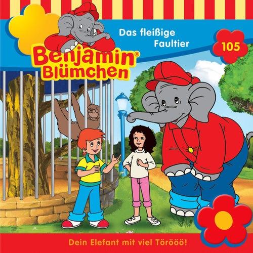 Folge 105: Das fleißige Faultier von Benjamin Blümchen