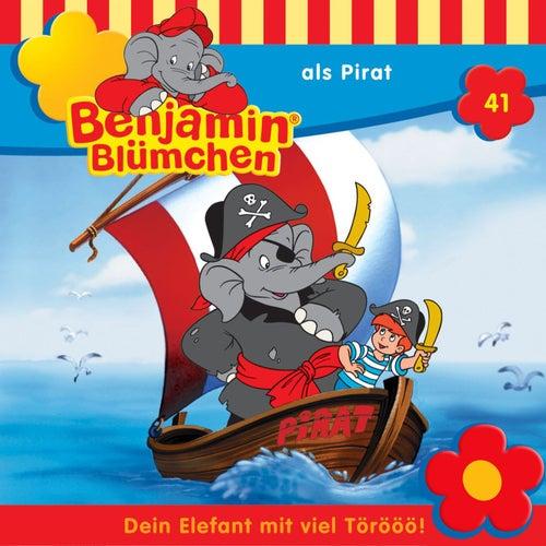 Folge 41: als Pirat von Benjamin Blümchen
