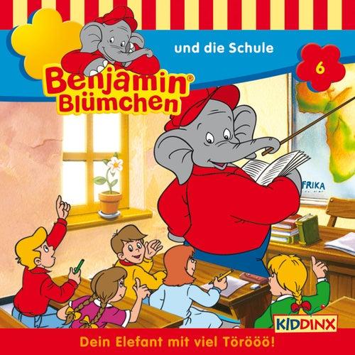 Folge 6: und die Schule von Benjamin Blümchen