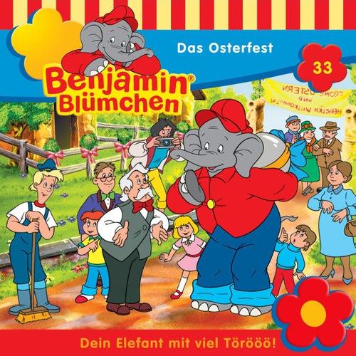 Folge 33: Das Osterfest von Benjamin Blümchen