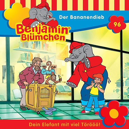 Folge 96: Der Bananendieb von Benjamin Blümchen