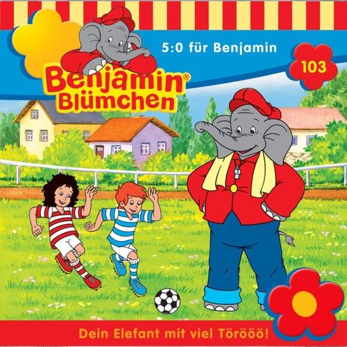 Folge 103: 5:0 für Benjamin von Benjamin Blümchen