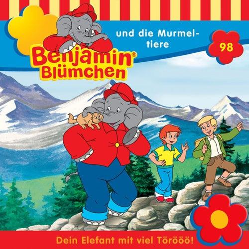 Folge 98: und die Murmeltiere von Benjamin Blümchen