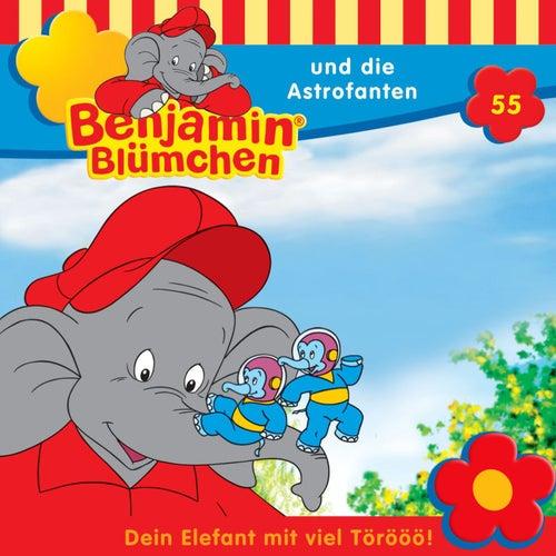 Folge 55: und die Astrofanten von Benjamin Blümchen