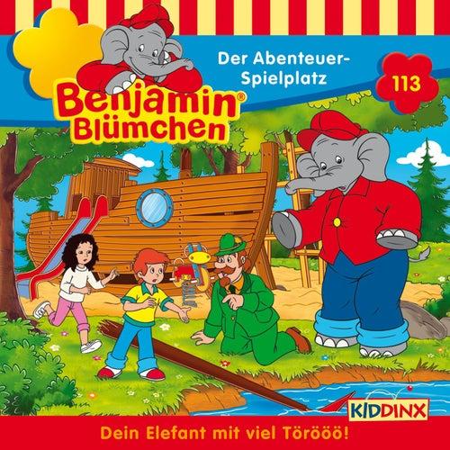 Folge 113: Der Abenteuer-Spielplatz von Benjamin Blümchen