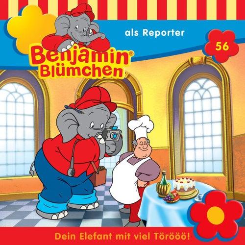 Folge 56: als Reporter von Benjamin Blümchen