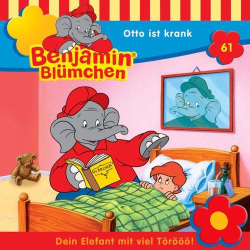Folge 61: Otto ist krank von Benjamin Blümchen