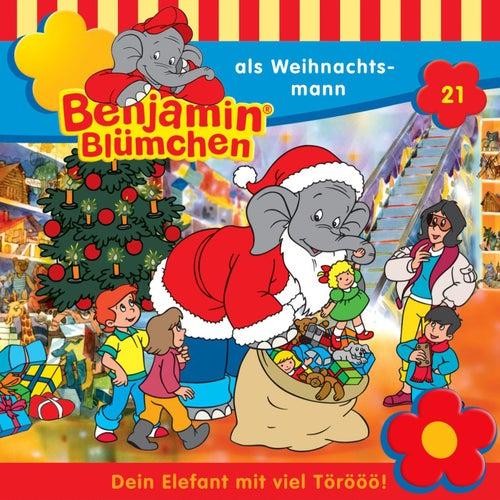 Folge 21: als Weihnachtsmann von Benjamin Blümchen