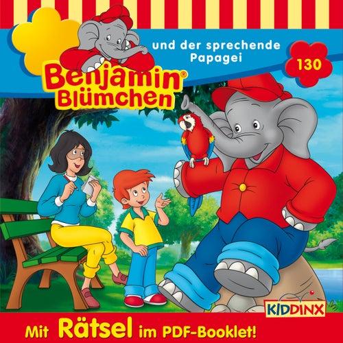 Folge 130: und der sprechende Papagei von Benjamin Blümchen