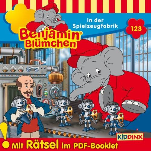 Folge 123: in der Spielzeugfabrik von Benjamin Blümchen