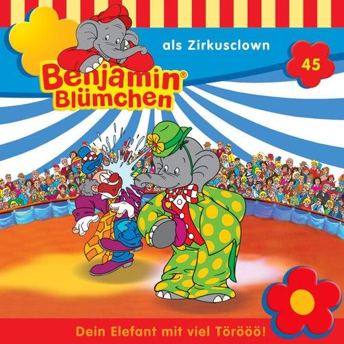 Folge 45: als Zirkusclown von Benjamin Blümchen