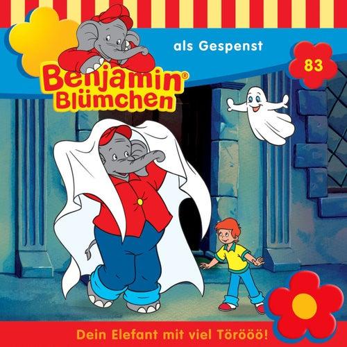 Folge 83: als Gespenst von Benjamin Blümchen