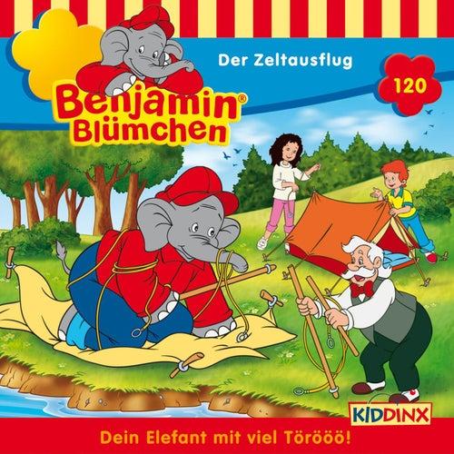 Folge 120: Der Zeltausflug von Benjamin Blümchen