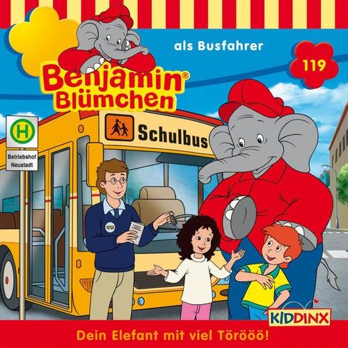 Folge 119: als Busfahrer von Benjamin Blümchen