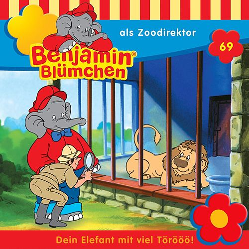 Folge 69: als Zoodirektor von Benjamin Blümchen