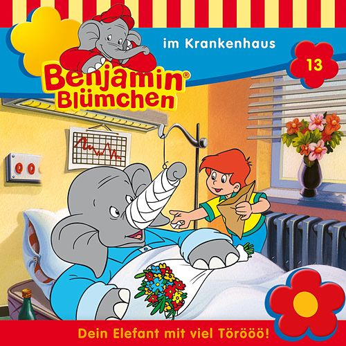 Folge 13: im Krankenhaus von Benjamin Blümchen