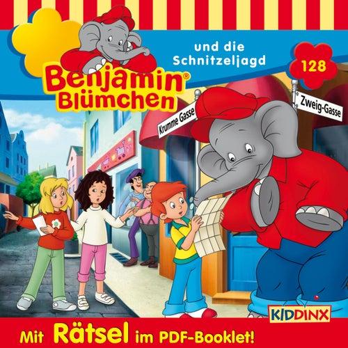 Folge 128: und die Schnitzeljagd von Benjamin Blümchen
