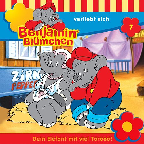 Folge 7: verliebt sich von Benjamin Blümchen