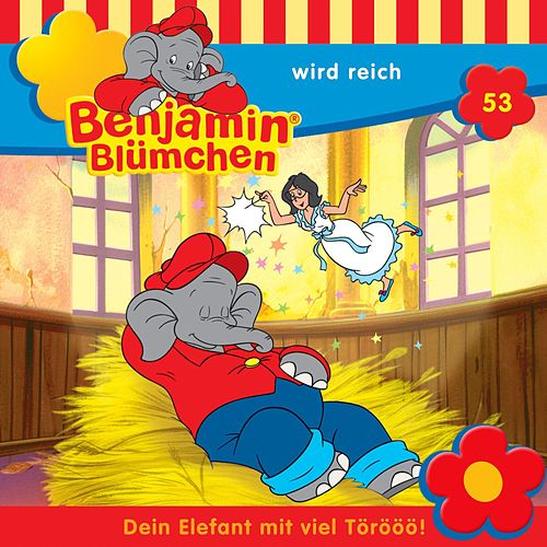 Folge 53: wird reich von Benjamin Blümchen