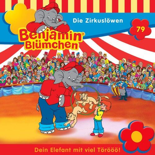 Folge 79: Die Zirkuslöwen von Benjamin Blümchen