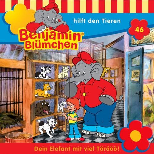 Folge 46: hilft den Tieren von Benjamin Blümchen