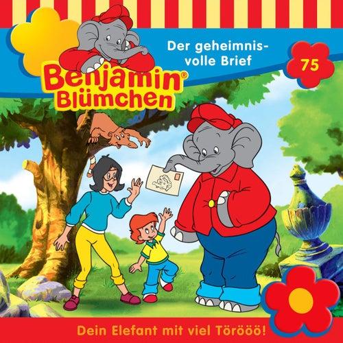 Folge 75: Der geheimnisvolle Brief von Benjamin Blümchen