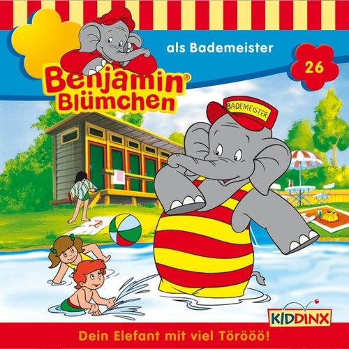 Folge 26: als Bademeister von Benjamin Blümchen