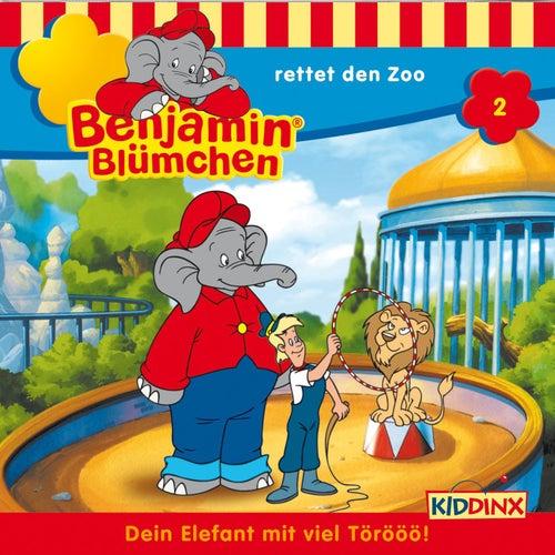 Folge 2: rettet den Zoo von Benjamin Blümchen