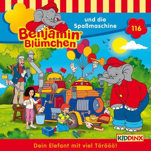 Folge 116: und die Spaßmaschine von Benjamin Blümchen