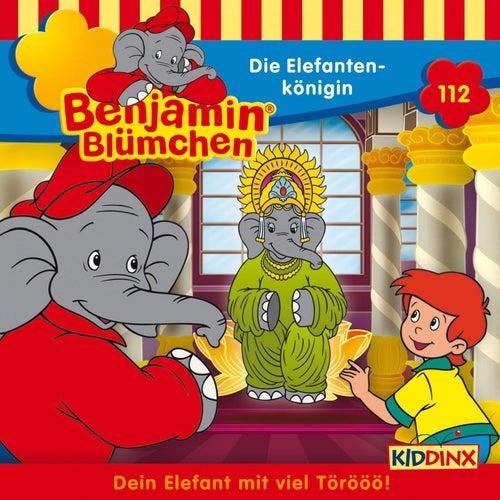 Folge 112: Die Elefantenkönigin von Benjamin Blümchen
