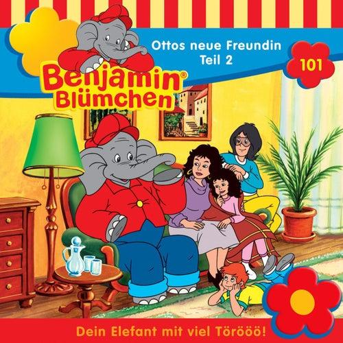 Folge 101: Ottos neue Freundin - Teil 2 von Benjamin Blümchen