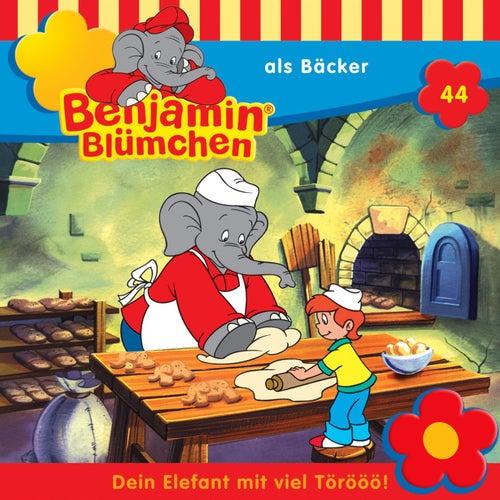 Folge 44: als Bäcker von Benjamin Blümchen
