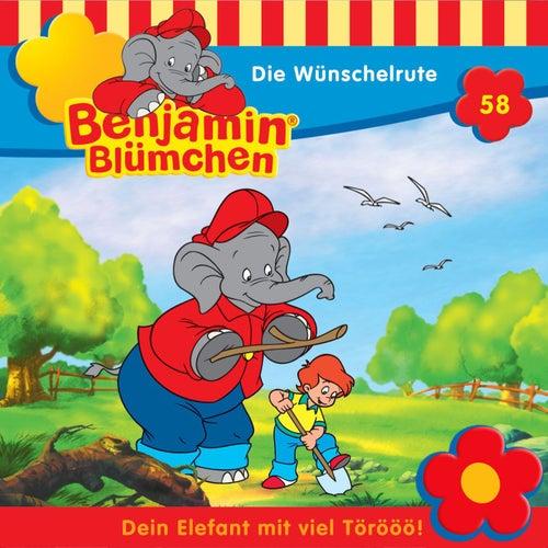 Folge 58: Die Wünschelrute von Benjamin Blümchen
