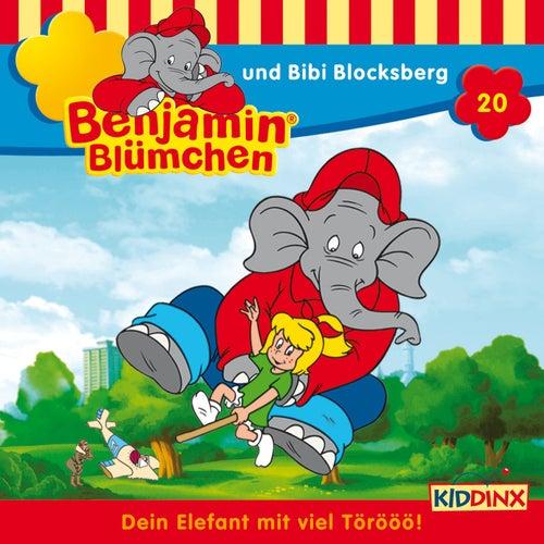 Folge 20: und Bibi Blocksberg von Benjamin Blümchen