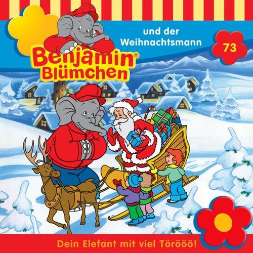 Folge 73: und der Weihnachtsmann von Benjamin Blümchen