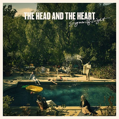 Colors de The Head and the Heart