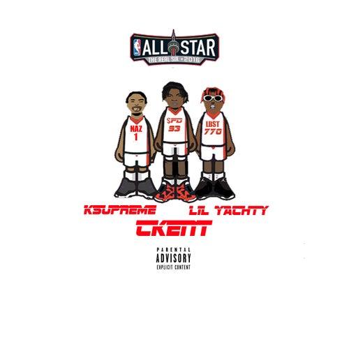All Stars Freestyle - Single von K$upreme
