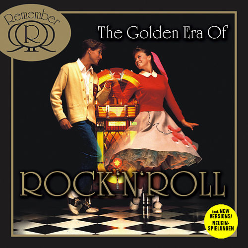 The Golden Era Of Rock'n'Roll by Various Artists