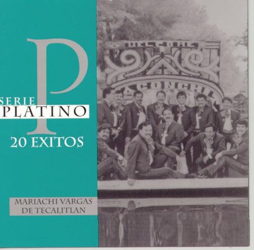 Serie Platino de Mariachi Vargas de Tecalitlan