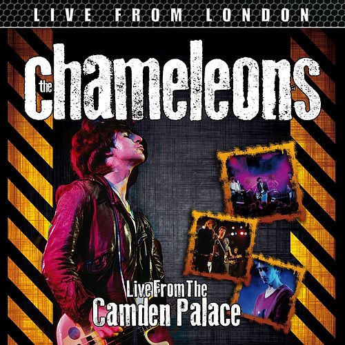 Live From London von The Chameleons